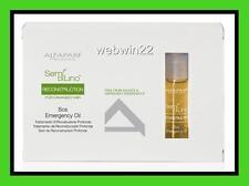 ALFAPARF SDL RECONSTRUCTION SOS Emergency Oil treatment 6 vials for damaged hair