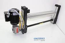 "Rexroth PCB Belt Conveyor R980800968 Bodine 42Y6BFPP Motor 25"" Wide x 13"" Long"