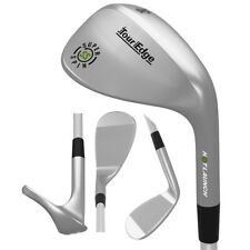 New Tour Edge Hot Launch Super Spin Wedge KBS Tour 90 Steel Shaft