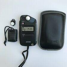 Sekonic L-308B Flashmate Light Exposure Meter