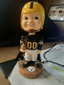 Pittsburgh Steelers Legacy Bobblehead- 2009- Limited Edition