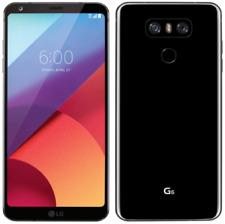 """5.7"""" LG G6 H872 T-Mobile LTE 32GB Dual 13MP 4GB RAM Débloqué Téléphone - Noir"""