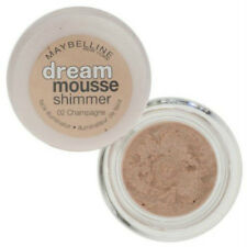Maybelline Dream Mousse Shimmer Face Illuminator - 02 Champagne