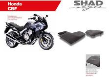 SHAD SELLA IMBOTTITA COMFORT HONDA CBF 600 2009 - 2012 SADDLE BLACK GRAY