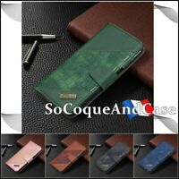 Etui Coque Housse CROCODILE Texture Stand Wallet Case Cover XIAOMI Poco M3