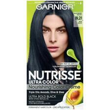 GARNIER NUTRISSE Ultra Color BL21 Blackberry Mojito, Blue Black 1 Application