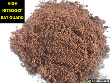 High Nitrogen Bat Guano Fertilizer, rich in micro nutrients, Plants love it!