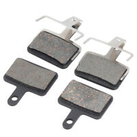 2 Pairs Mountain Bicycle Bike Cycling Disc Brake Pads For Shimano M375 M445 M446