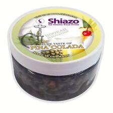 250 g SHIAZO vapeur pierres Piña Colada-Steam Stones libéré de la nicotine, tabakfrei