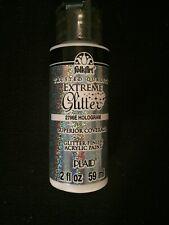 NEW Folk Art Extreme Glitter Finish Acrylic Paint HOLOGRAM Free Shipping