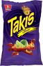 NEW BARCEL TAKIS FUEGO HOT CHILI PEPPER LIME TORTILLA CHIPS 9.9 OZ BAG EXTREME