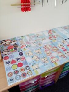KANBAN Christmas Patchwork Pals **brand new kit** including inserts.