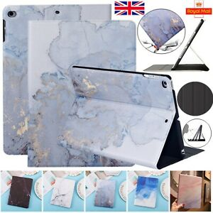 Gorgeous Marble Design Leather Case For iPad 10.2 Pro 10.5 Air Mini Smart Cover