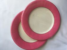 Caspari Salad and Dessert Party Plates