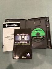 Men in Black II: Alien Escape - Nintendo GameCube - Complete Manual Tested