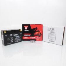 Batterie Yuasa pour Moto Yamaha 660 MT-03 2006 à 2013 YT9B-BS / 12V 8Ah Neuf