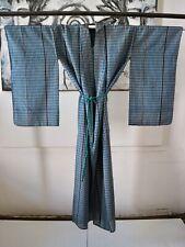 Kimono, Sha, Seide,  Japan, 1920〜 ,Art Deco, antique, geisha, samurai,nippon