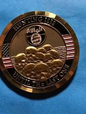 Hunting ISIS Iraq Coin [CC-1752]