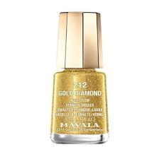 Mavala | Nail Colour Cream | Mini Colour Gold Diamond