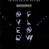 Planetshakers - Overflow [Deluxe Edition] CD + DVD 2016 * NEW * STILL SEALED *