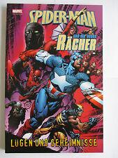 Spider-Man und die neuen Rächer Nr. 2 (Marvel Comic) Softcover 164 Seiten - Z1-2