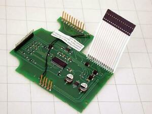 BMW e28 (82-86) e23 e24 battery-less SI board REBUILT service indicator circuit