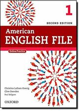 American English File: Level 1: Student Book by Christina Latham-Koenig