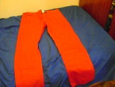 Divided by H&M Jeans Hose Pants 34 red Vintage