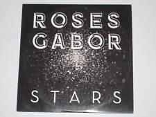 ROSES GABOR-STARS // PROMO 3-TRACK CD-SINGLE 2012 GIRLS MUSIC // NINJA TUNE