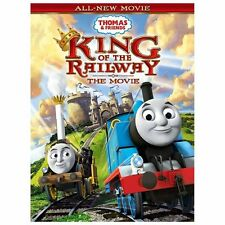Thomas  & Friends: King of the Railway - The Movie (DVD, 2013)