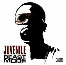 Beast Mode [PA] by Juvenile (CD, Jul-2010, E1 Entertainment)