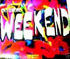 """12"""" - DJ DICK - WEEKEND (ITALO TECHNO) MINT - LISTEN"""