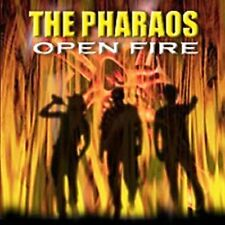 PHARAOS, THE Open fire CD (2003 Unpopular Discloes)