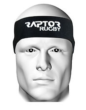 Raptor Rugby Adult/Senior Neoprene Ear Protector Headband/Scrum Cap/Headguard