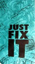 NWT Just Fix It Home Improvement Tim Allen Made In USA Men's Tie Necktie #T310