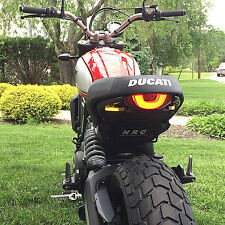 Ducati Scrambler Fender Eliminator Kit - New Rage Cycles