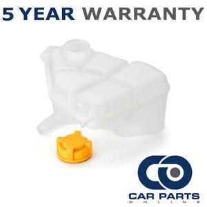 Kühlmittel Expansion Ausgleichsbehälter + Kappe Für Ford Fusion 1.4 Benzin (