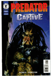 PREDATOR: CAPTIVE  - Dark Horse 1998 (fn+)
