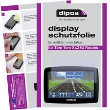 3x TomTom XL 2 IQ Schutzfolie klar Displayschutzfolie Folie dipos Displayfolie