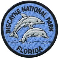 Vtg Rainbow Dolphin Vintage Patch 3 Dolphins BLUE SKY VERSION 00B3