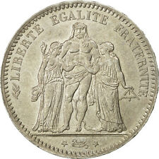 [#507225] France, Hercule, 5 Francs, 1875, Paris, SPL, Argent, KM:820.1