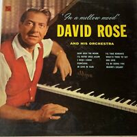 David Rose – In A Mellow Mood: Masterseal Records 1957 Vinyl LP Album (Jazz)