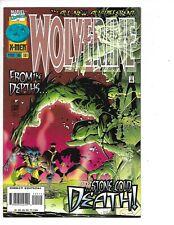 Marvel Comic 1996 Wolverine #101 VF
