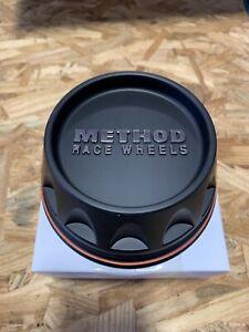Method Race Wheels UTV wheel Center Cap #CP-S128T131 Flat black
