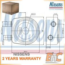 ENGINE OIL COOLER NISSENS OEM 7700852778 90697