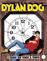Dylan Dog N.132 - L'Uomo Che Vende Il Tempo,N.D.  ,Bonelli Editore ,1997
