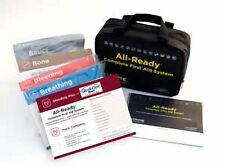 Elmridge 270-AR All-Ready First Aid System 5 Injury Care Pack with Quick Clot
