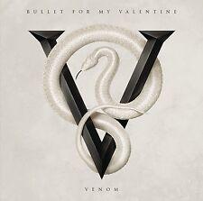BULLET FOR MY VALENTINE: VENOM CD NEW