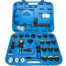 RADIATOR PRESSURE TESTER KIT COOLANT VACUUM TYPE COOLING SYSTEM kIT US WAREHOUSE