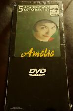 Amelie Dvd 2-Disc Set, Special Edition widescreen Brand New Long Box